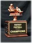 Fantasy Football Perpetual Trophy Fantasy Football Trophies